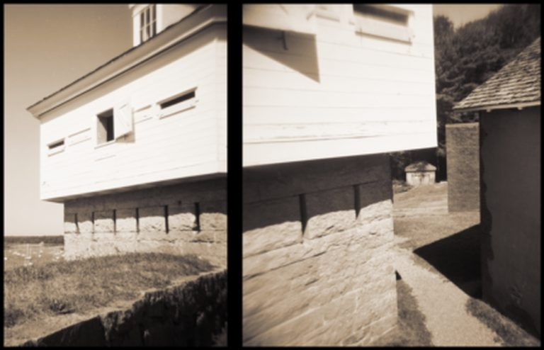 fort diptych